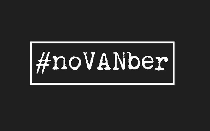 #NoVanBer