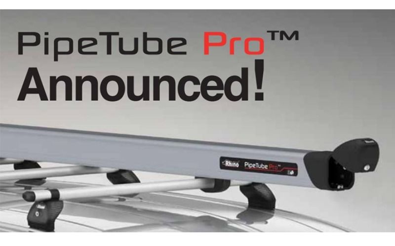 PipeTube Pro - New improved pipe carrier from Rhino Products
