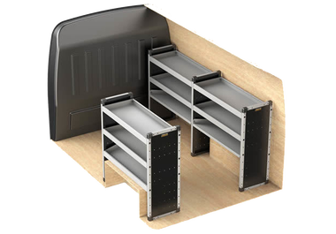 VAN GUARD TRADE VAN RACKING KIT