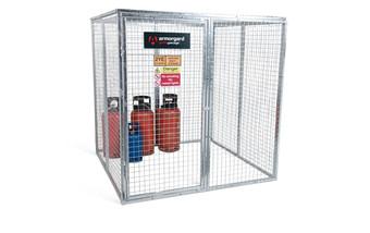 Gorilla Gas Cage Modular Bolt-together Gas Cage