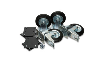 """6"""" Castors with fixing kit (supply only)"""