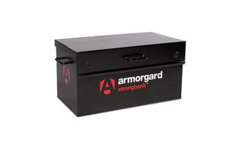 Ultra Secure Van Box