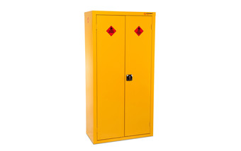 Hazardous Floor Cupboard