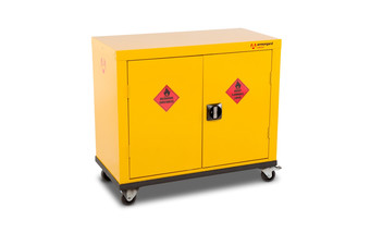 Hazardous Mobile Cupboard