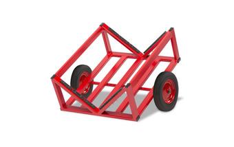 Heavy Duty Mobile Trolley