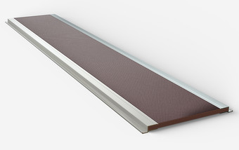 with Aluminium Side Channels 2000mm long VL254/2000