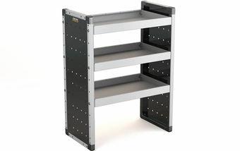 Single Unit with 3 Shelves 1000mm (h) x 750mm (w)