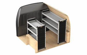 Trade Van Racking Kit SWB - L1 H1