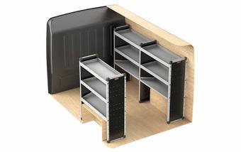 Trade Van Racking Kit SWB - L1 H1