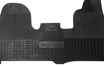 Ford Transit 2014 on Front Mat