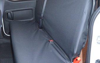 Citroen Berlingo 2008 on Rear 3 Seater Bench - Black