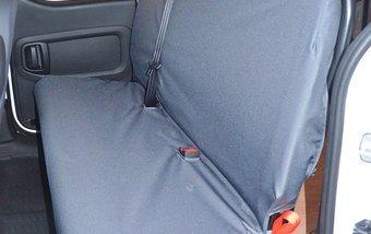 Citroen Berlingo 2008 on Rear 3 Seater Bench - Grey