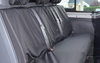 Fiat Talento 2016 on Rear Crew Cab SX 3 Seater - Black