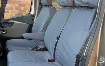 Fiat Talento 2016 on Crew Cab SX Single & Double - Grey