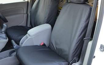 Renault Kangoo 2008 on Single & Single Folding - Black