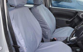 Renault Kangoo 2008 on Single & Single Non Folding - Grey