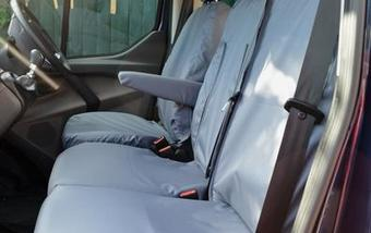 Ford Transit 2014 on Single & Double - Grey