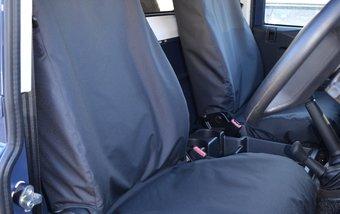 Land Rover Defender 2007-2015 Standard Pair - Black