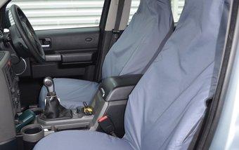 Land Rover Discovery 3 & 4 Single & Single - Grey