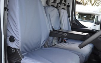 Iveco Daily 2014 on Single & Double - Grey