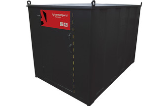 Walk-in Hazardous Storage Unit 3 Metre