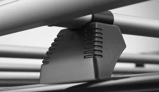 Aluminium Rack Leg Cowl