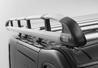 Aluminium Rack Front Angle
