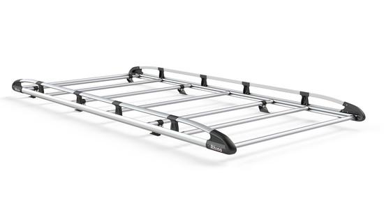 Aluminium Rack 7 Bars Front