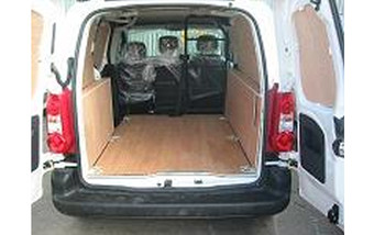 Citroen Berlingo 2008 on Short Wheel Base - Full Kit