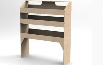 3 Shelf VL100/L/4