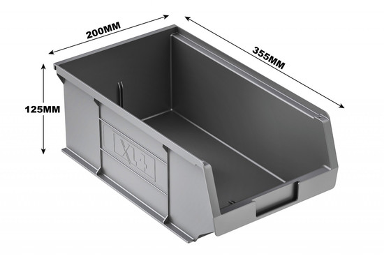 TVR COM XL4 Storage Bin