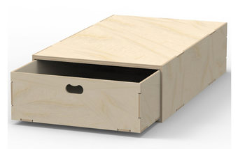 Storage Drawer Rearward Opening VL200/A