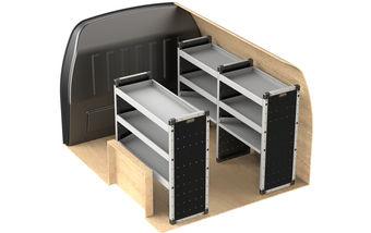 Trade Van Racking Kit LWB - L2 H1