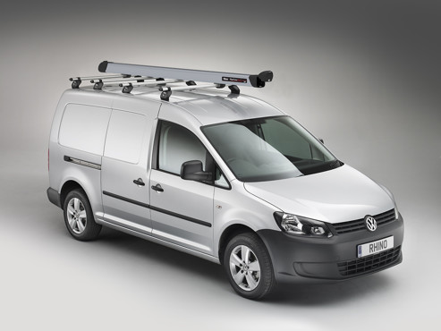 VW Caddy KammBars & PipeTube Pro